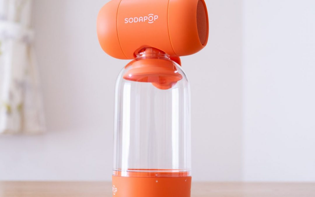 Turn a plastic bottle into a powerful woofer? Review of Norwegian-born Bluetooth Speaker Sodapop!
